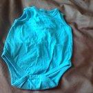6 months blue onesie