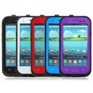 Waterproof Shockproof Case Cover For Samsung Galaxy S3 i9300