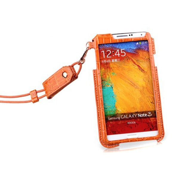 KASHIDUN Synthetic Leather Case for Samsung Galaxy Note 3