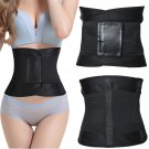 Corset Belt Power Slimming Body Shaper Waist Trainer Trimmer Support Protector Large