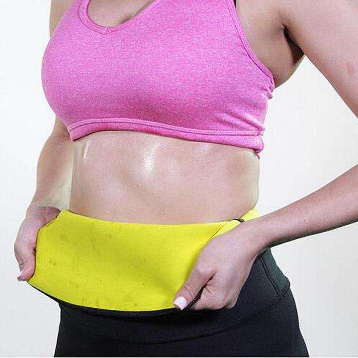 Stretch Neoprene Slimming Waist Belt Body Shaper Training Corset