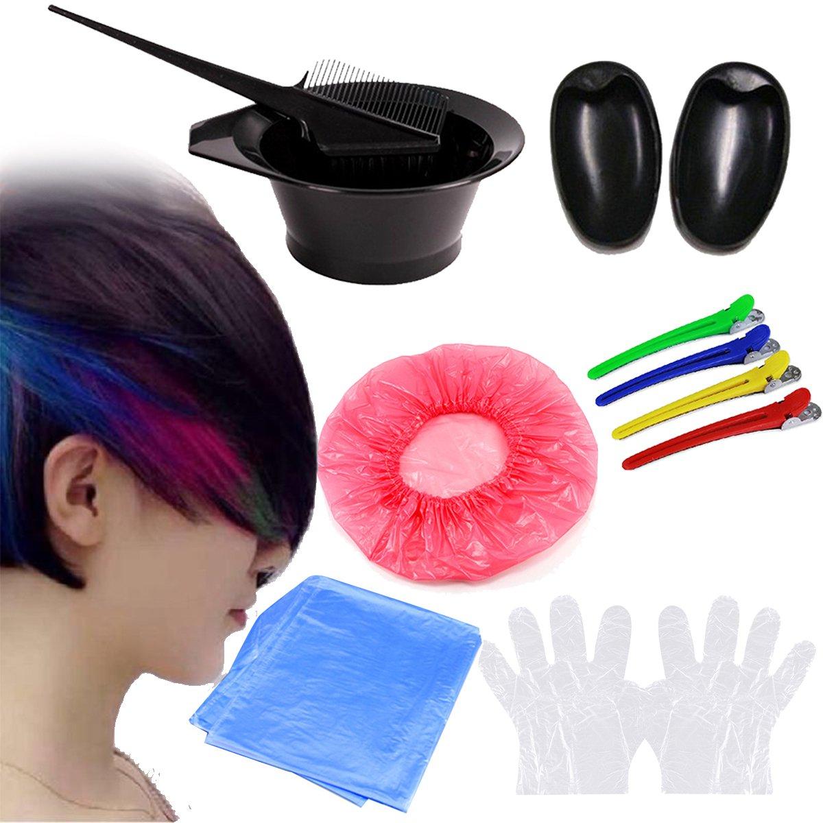 Как называется парикмахерская прищепка для волос