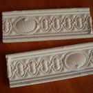 Baseboard tile (plasterwork) Spain design - eco material