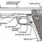 45 Cal Pistol M1911A1 TM 9-1005-211-34
