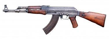 AK47 Rifle 7.62MM Service Manual