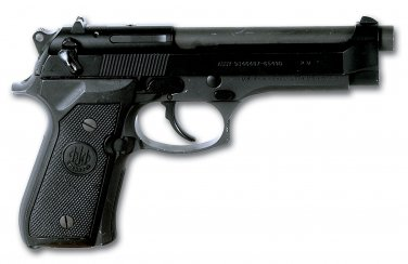 9mm Pistol Military Manual
