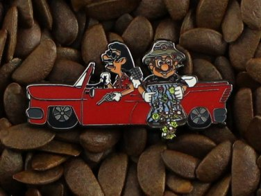 BHO Pins Fear And Loathing In Las Vegas Pin Dab