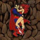 Jessica Rabbit Pins Super Man & Woman Pin
