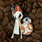Jessica Rabbit Pins Princess Leia Star Wars Pin