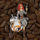 Jessica Rabbit Pins Star Wars BB-8 Pin