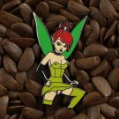Tinerbell Tinker Bell Pins Fantasy Gothic Fairy Pin