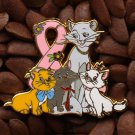 Pink Ribbon Pins The Aristocats Pin
