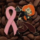 Pink Ribbon Pins Kim Possible Pin