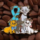 Blue Ribbon Pins The Aristocats Pin