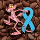 Blue Ribbon Pin Pink Panther Pins