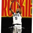 NBA Tyus Edney Rookie basketball card - $1.00 free ship