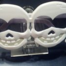 "Skull face sunglasses, children, unisex, white by ""TrickrTreat"""