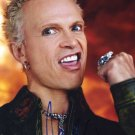 BILLY IDOL  Signed Autograph 8x10  Picture Photo REPRINT