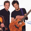 BACON BROTHERS  Signed Autograph 8x10  Picture Photo REPRINT