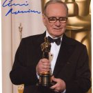 ENNIO MORRICONE  Signed Autograph 8x10 inch. Picture Photo REPRINT
