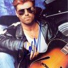 GEORGE MICHAEL  Signed Autograph 8x10  Picture Photo REPRINT