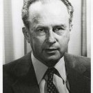 YITZHAK RABIN  Signed Autograph 8x10 inch. Picture Photo REPRINT