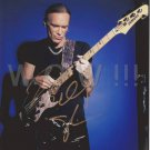 ORIGINAL BILLY SHEEHAN of STEVE VAI/WINERY DOGS  8x10 Signed  Autograph Photo