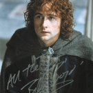 BILLY BOYD  Signed Autograph 8x10 inch. Picture Photo REPRINT