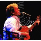 ORIGINAL  JON ANDERSON of YES  8x10 Signed in Person Autograph Photo