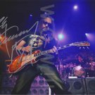 Original  ACE FREHLEY of KISS  8x10 Signed  Autographed  Photo Picture