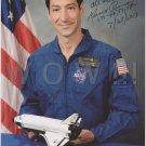 ORIGINAL  Astronaut MARIO RUNCO  8x10 Signed  Autographed LITHOGRAPH