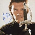 ANTONIO BANDERAS  Signed Autograph 8x10 inch. Picture Photo REPRINT
