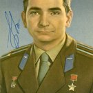 VALERY BYKOVSKY  Signed Autograph 8x10 inch. Picture Photo REPRINT