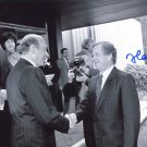 VACLAV HAVEL  Signed Autograph 8x10 inch. Picture Photo REPRINT