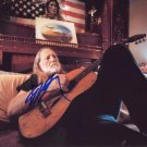 WILLIE NELSON Signed Autograph 8x10  Picture Photo REPRINT