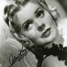 Gorgeous ALICE FAYE Signed Autograph 8x10 inch. Photo Picture REPRINT