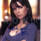 Gorgeous HOLLY MARIE COMBS Signed Autograph 8x10  Picture Photo REPRINT