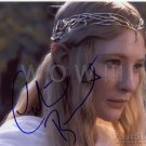 Gorgeous CATE BLANCHETT Signed Autograph 8x10 inch. Picture Photo REPRINT