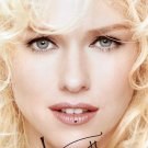 Gorgeous  NAOMI WATTS  Signed Autograph 8x10  Picture Photo REPRINT