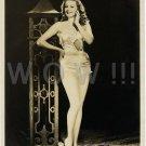 Gorgeous JANE HARKER Signed Autograph 8x10  Picture Photo REPRINT
