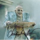 Original CHRISTOPHER LLOYD  8x10 Signed in Person  Autograph Photo Pic 6