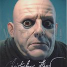 Original CHRISTOPHER LLOYD  8x10 Signed in Person  Autograph Photo Pic 3