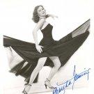 Gorgeous  RHONDA FLEMING  Signed Autograph 8x10  Picture Photo REPRINT