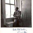 RALPH  ALLEN   Signed Autograph 8x10 inch. Picture Photo REPRINT