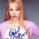 Gorgeous  RACHEL McADAMS  Signed Autograph 8x10  Picture Photo REPRINT