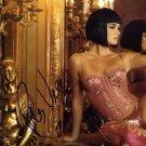 Gorgeous  PAZ VEGA  Signed Autograph 8x10  Picture Photo REPRINT