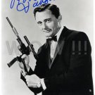ROBERT VAUGHN  Signed Autograph 8x10 inch. Picture Photo REPRINT