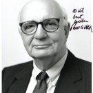 PAUL VOCKER  Signed Autograph 8x10 inch. Picture Photo REPRINT
