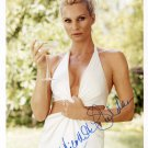 Gorgeous  NICOLETTE SHERIDAN  Signed Autograph 8x10  Picture Photo REPRINT