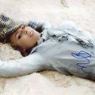 Gorgeous  NATASHA BEDINGFIELD  Signed Autograph 8x10  Picture Photo REPRINT
